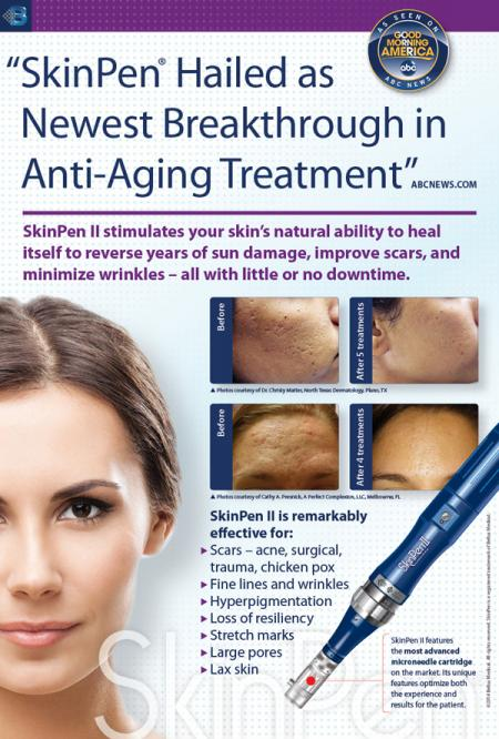 Skin Pen Microneedling Treatment Dallas Tx Facial