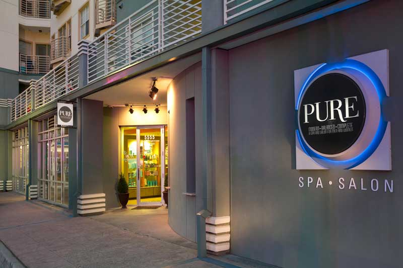 Pure Spa And Salon Body Waxing Dallas Tx Med Spa Day Spa