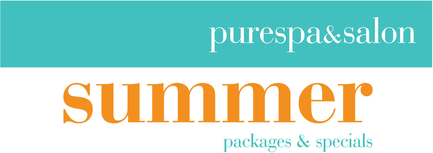 Sweet Summertime Specials at Pure!