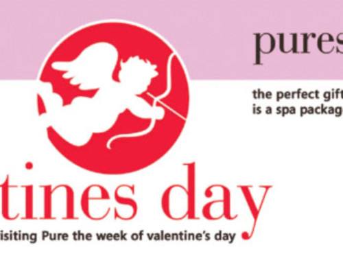 Show your Valentine Some Love with Pure Spa