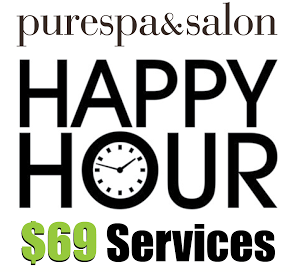 The Happiest Hour at Pure