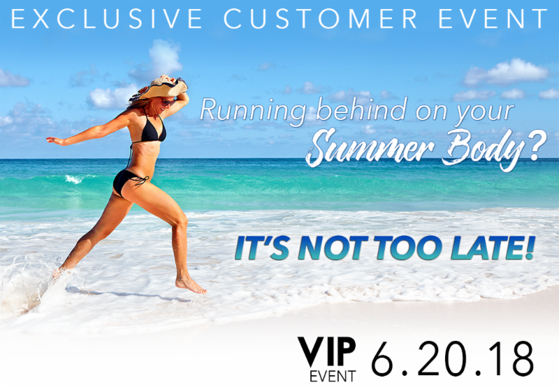 VIP EVENT – You're Invited!