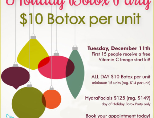 Holiday Botox Party!!!