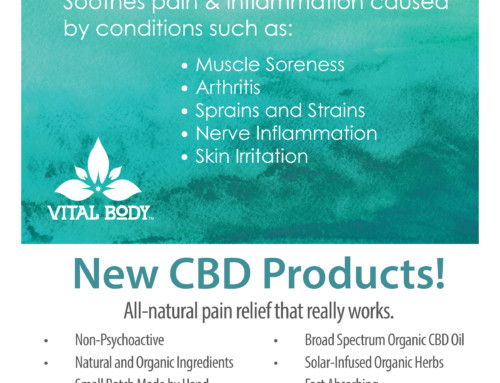 CBD Now at Pure Spa & Salon!!!